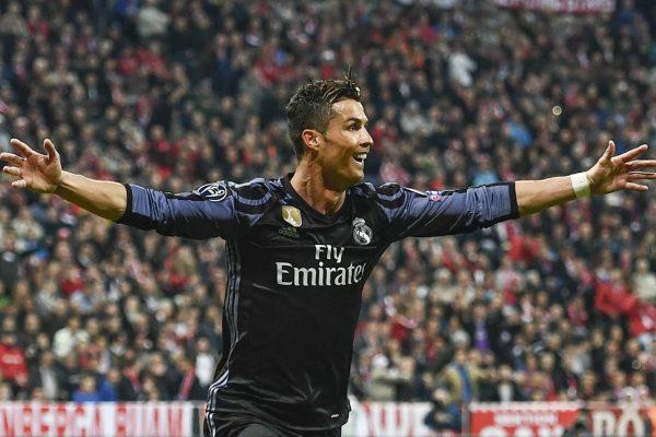 Bayern-Real Madrid 1-2