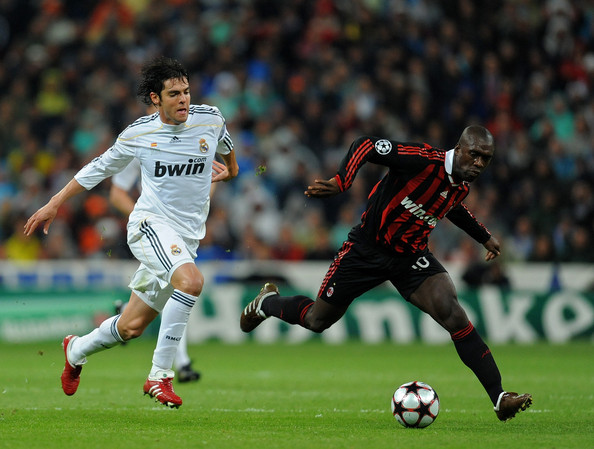 seedorf vs kaka