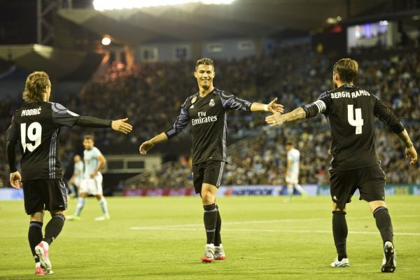 Celta-Real Madrid 1-4