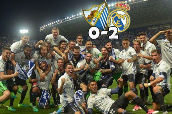 Real Madrid campioana Spaniei