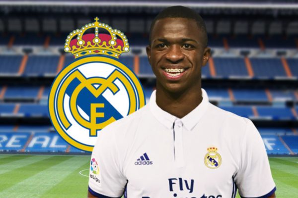 Vinicius Jr Real Madrid