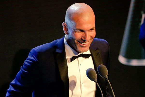 Zidane The Best