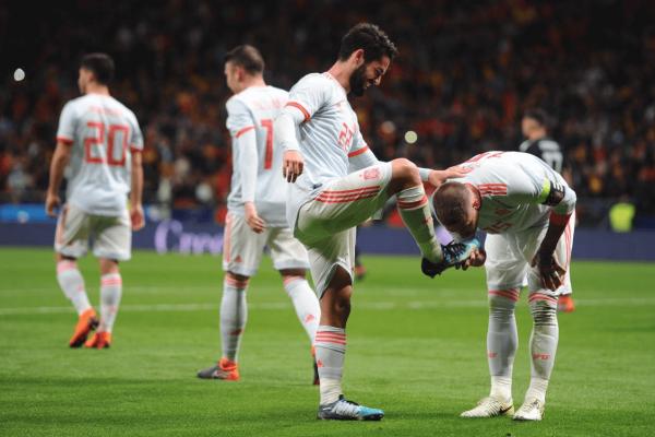 Isco Alarcon, Spania, Real Madrid