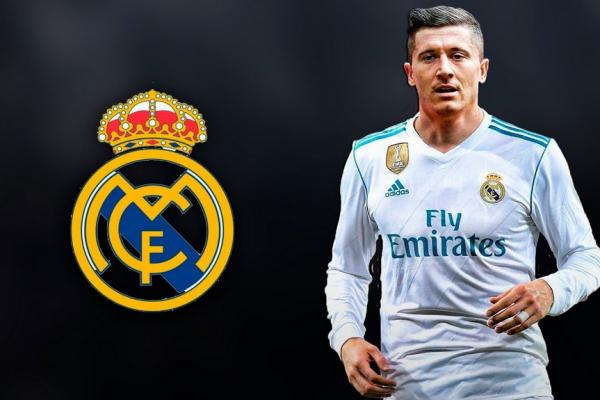 Robert Lewandowski, Real Madrid