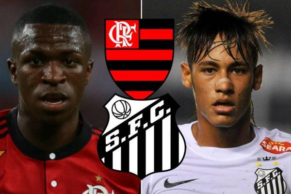 Vinicius vs Neymar