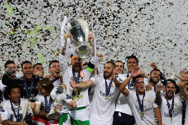 recorduri Real Madrid