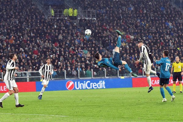 Juventus-Real Madrid 0-3