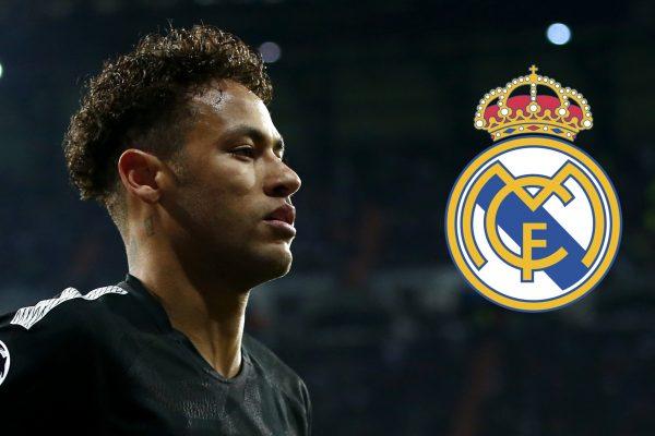 Neymar, Real Madrid
