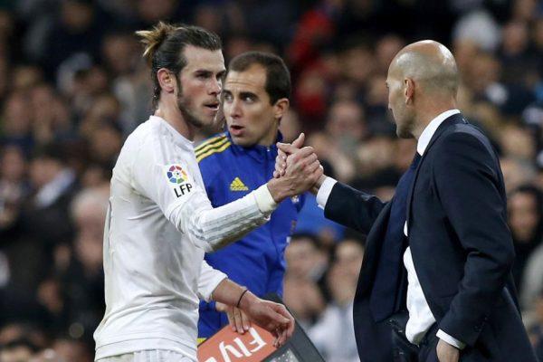Zidane, Bale