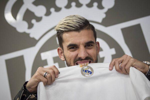 Dani Ceballos, Real Madrid