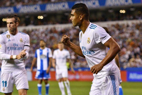 Deportivo - Real Madrid 0-3