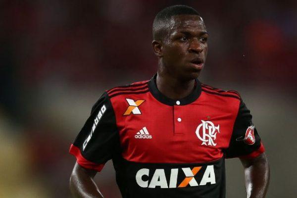 Vinicius Junior, Flamengo