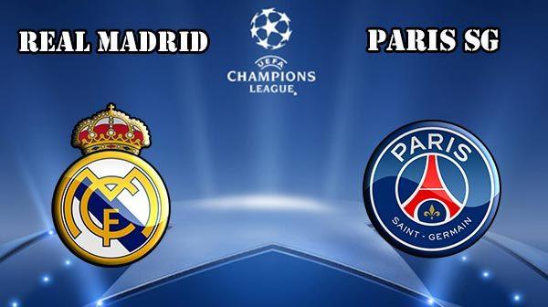 Real Madrid vs PSG (1)