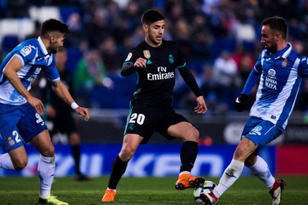 Espanyol-Real Madrid 1-0