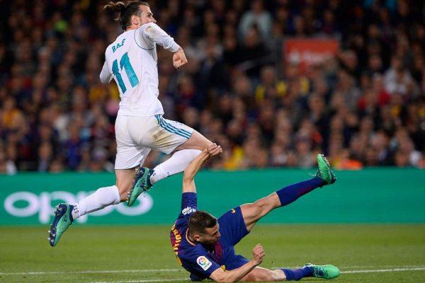 Barca-Real Madrid 2-2