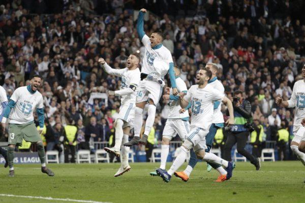 Real Madrid-Bayern