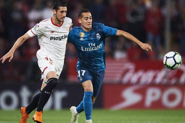 Sevilla-Real Madrid 3-2