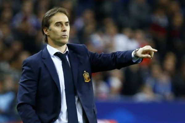 Julen Lopetegui, Real Madrid