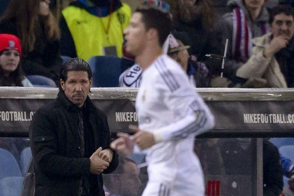 Simeone si Ronaldo